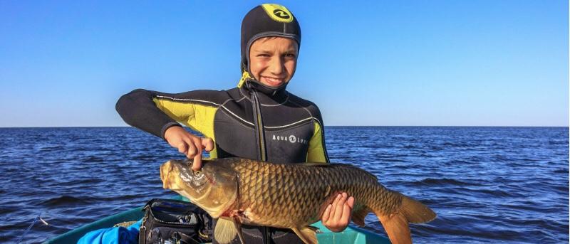 Астраханские рыбалки