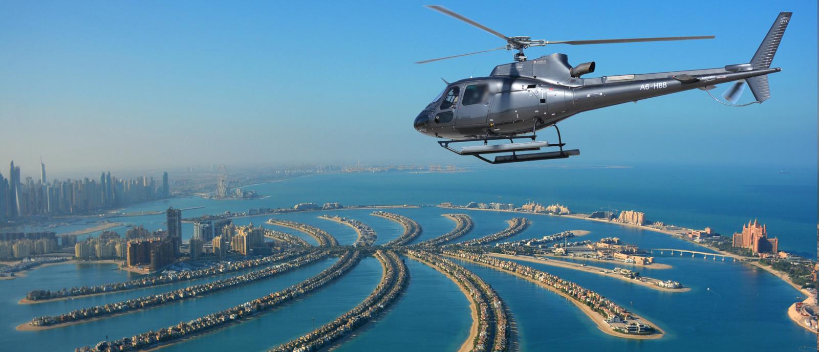 Дубай — Новый год